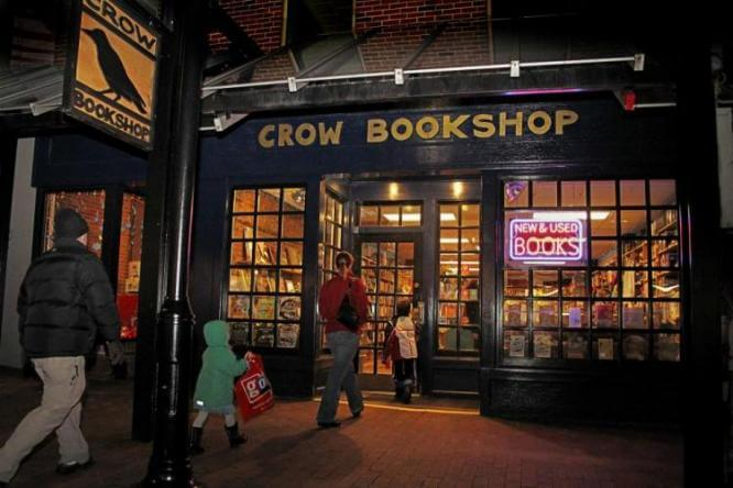 Crow-Bookshop