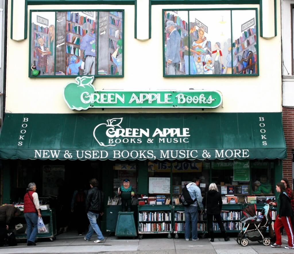 Green-Apples-Books