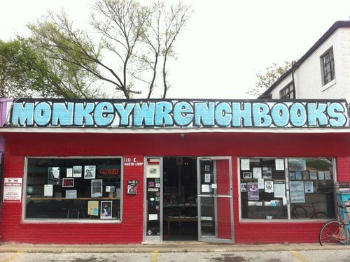 Monkeywrench-Bookstore