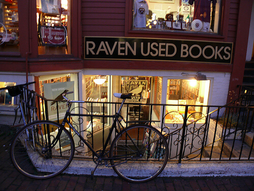 Raven-Used-Books