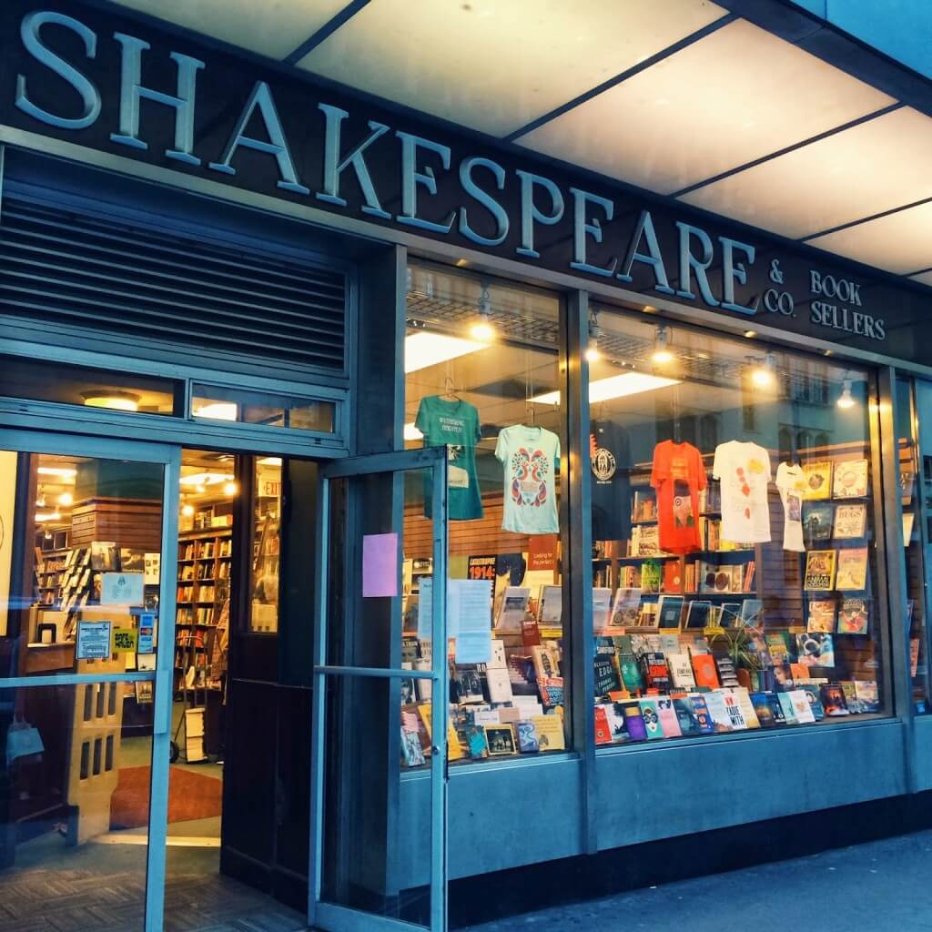 Shakespeare-Co-Booksellers