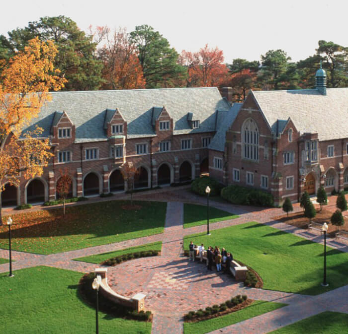 Ryland Hall, University of Richmond