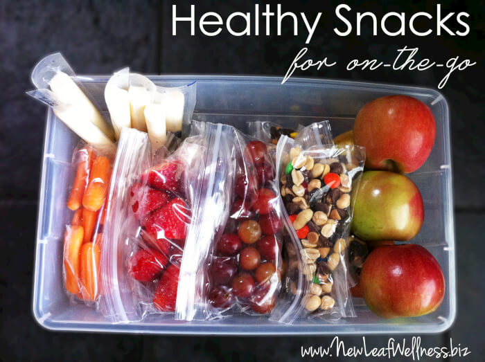 Healthy Snacks Part 39