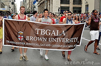 Brown University Gay 100