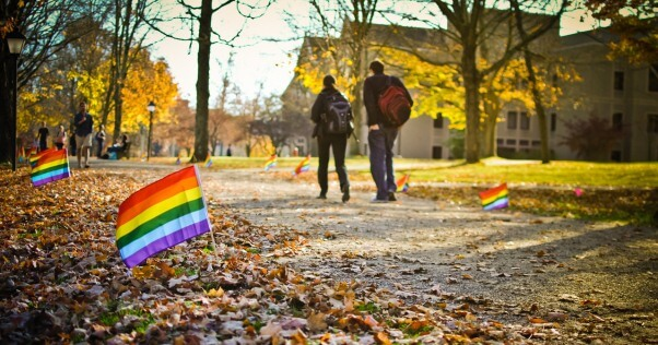 Gay and lesbian guide to college life