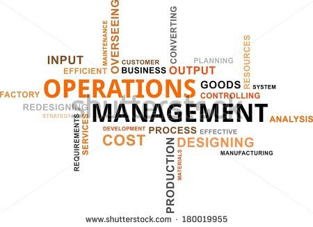 Operations Management great majors for college