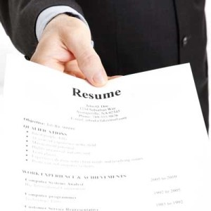 Resume Builder  Fraternity On Resume