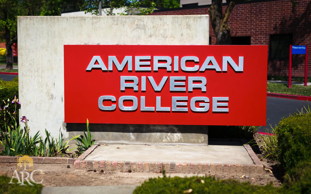 american river college monument