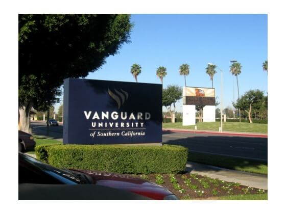 Room And Board For Vanguard University
