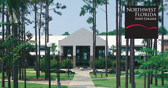 University Of Northwest Florida Fort Walton Beach Campus