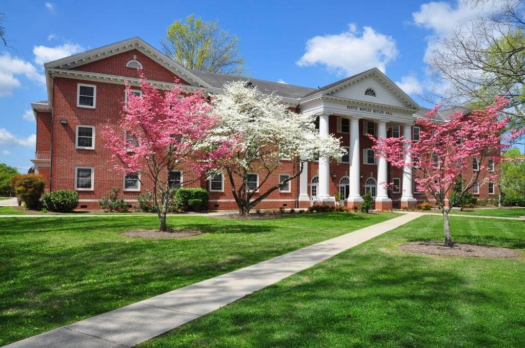Carson Newman College Affordable Colleges East of the Mississippi