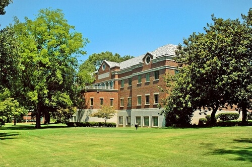 Christian Brothers University Affordable Colleges East of the Mississippi