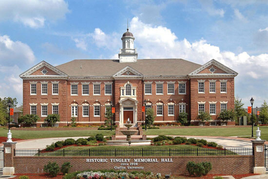 Claflin University Affordable Colleges East of the Mississippi