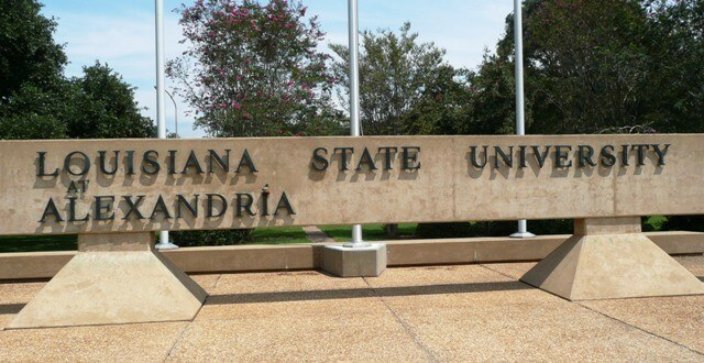 Louisiana State University at Alexandria Affordable Colleges West of the Mississippi