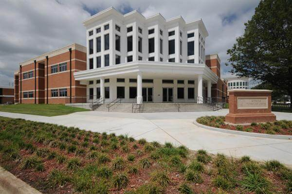 Mississippi Valley State University Affordable Colleges East of the Mississippi