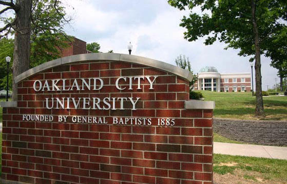 Oakland City University Affordable Colleges East of the Mississippi