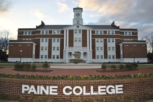Paine College Affordable Colleges East of the Mississippi