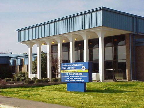 Southeastern Oklahoma State University Affordable Colleges West of the Mississippi
