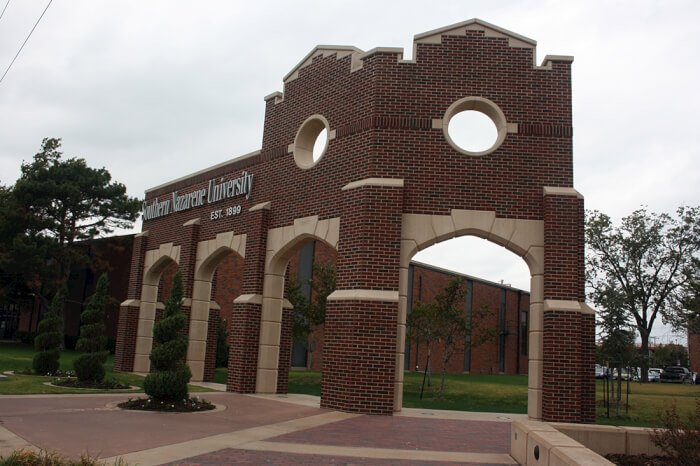 Southern Nazarene University Affordable Colleges West of the Mississippi