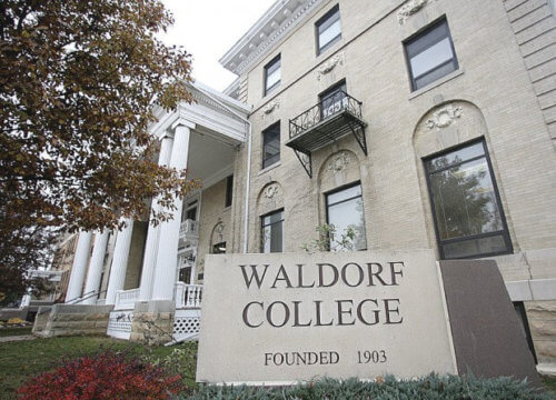 Waldorf College Affordable Colleges West of Mississippi