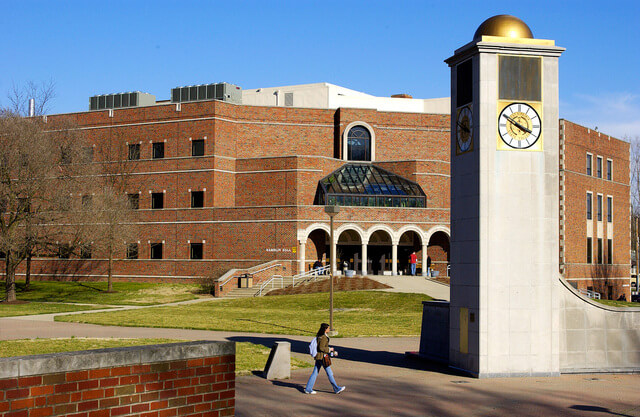 West Virginia State University Affordable Colleges East of the Mississippi