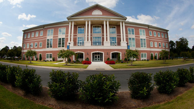 Wingate University Affordable Colleges East of the Mississippi