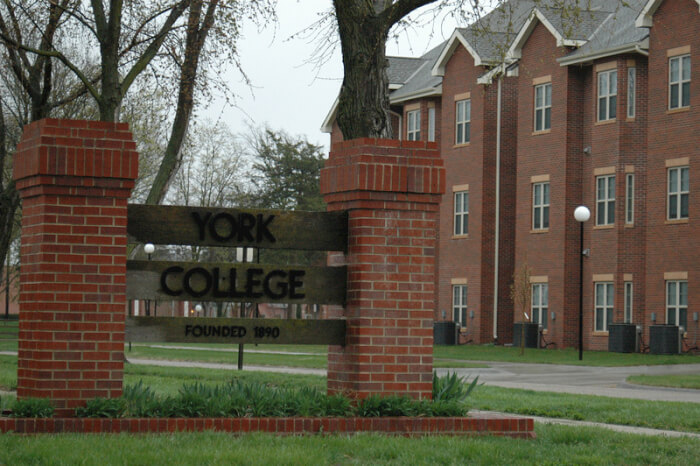 York College Affordable Colleges West of the Mississippi