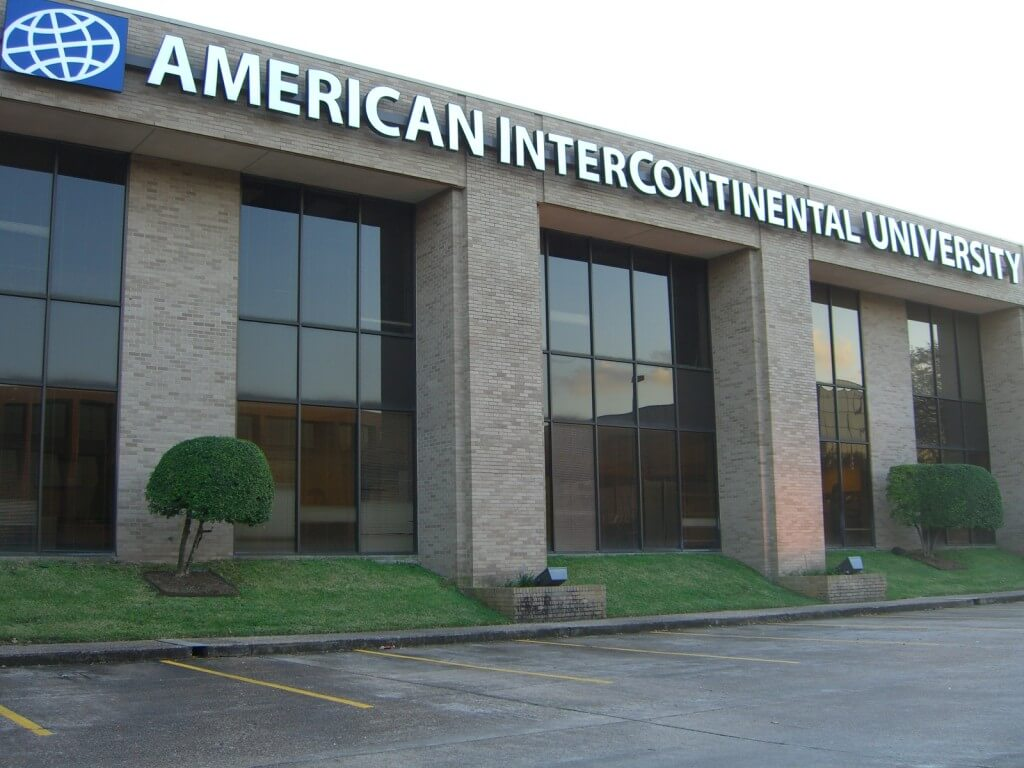 American InterContinental University - Online Degree Houston