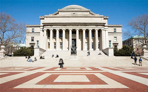 Columbia University - Online Degree NYC