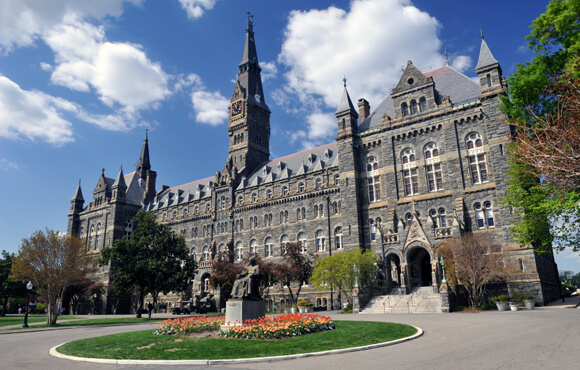 Georgetown University - Online Degree Washington DC