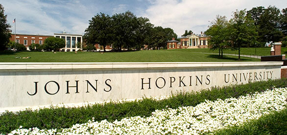 Johns Hopkins University - Online Degree Washington DC