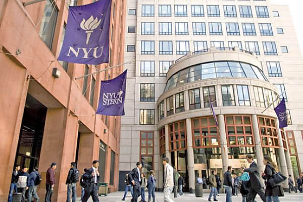 New York University - Online Degree NYC