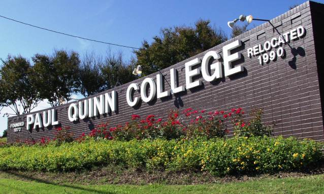 Paul Quinn College - Online Degree Dallas