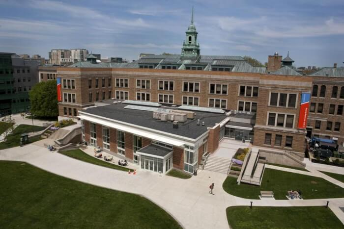 Simmons College - Online Degree Boston