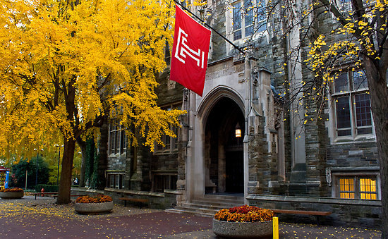 Temple University - Online Degree Philadelphia
