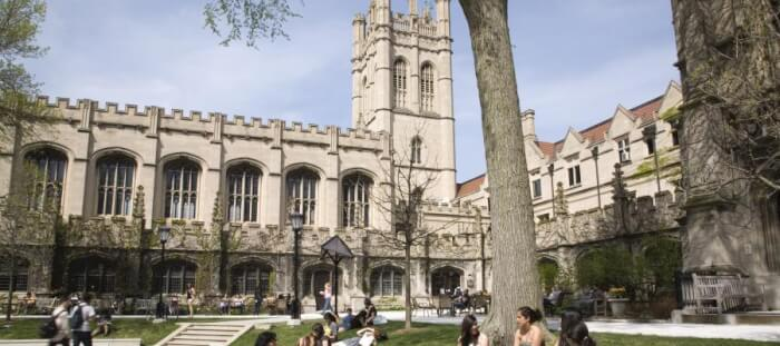 The University of Chicago - Online Degree Chicago