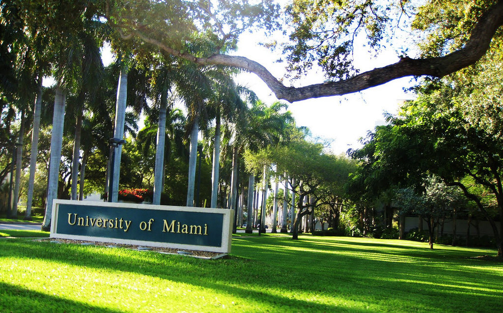 University of Miami - Online Degree Miami