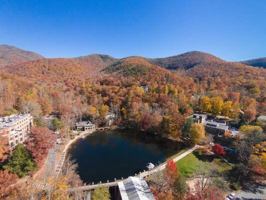 montreat college rural colleges
