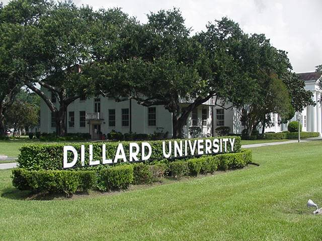 Dillard University - Online Degree in New Orleans