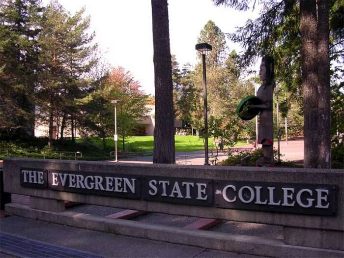 Evergreen State College - Online Degree in Seattle