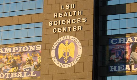 Louisiana State University Health Sciences Center - Online Degree in New Orleans