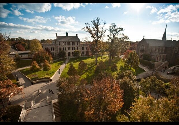 Loyola University Maryland - Online Degree in Baltimore