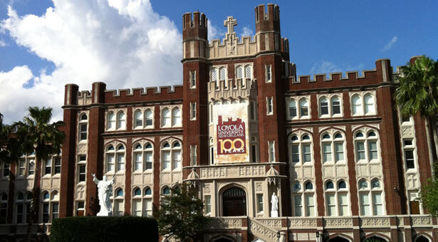 Loyola University New Orleans - Online Degree in New Orleans