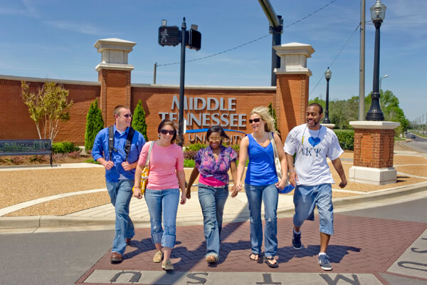 Middle Tennessee State University - Online Degree Nashville