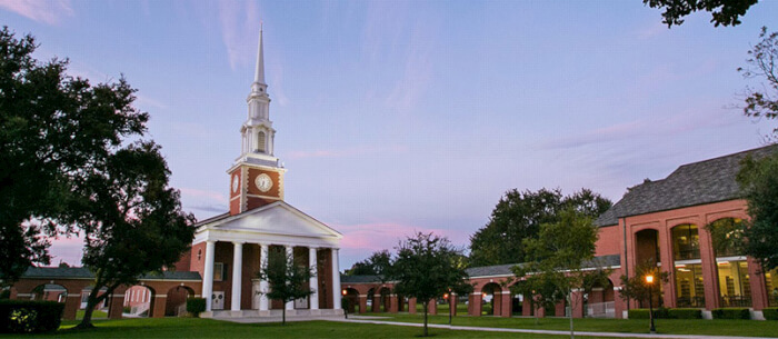 New Orleans Baptist Theological Seminary - Online Degree in New Orleans