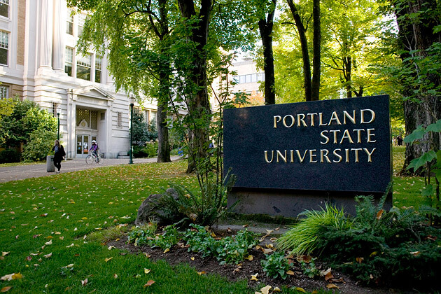 Portland State University - Online Degree in Portland