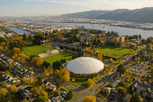 University of Portland - Online Degree in Portland