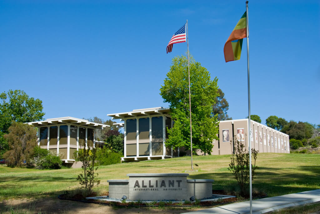 Alliant International University - online degrees California