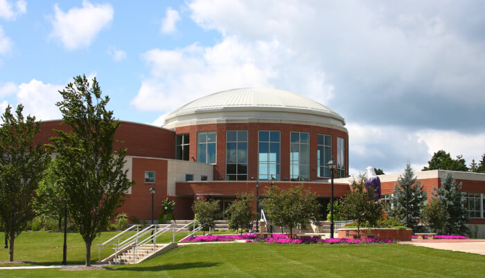 Ashland University - online schools in Ohio