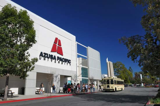 Azusa Pacific University - online degrees California